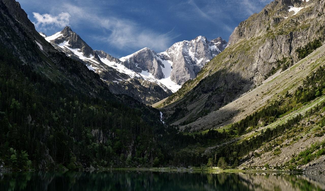 Lac de Gaube, hautes Pyrénées  P1059713