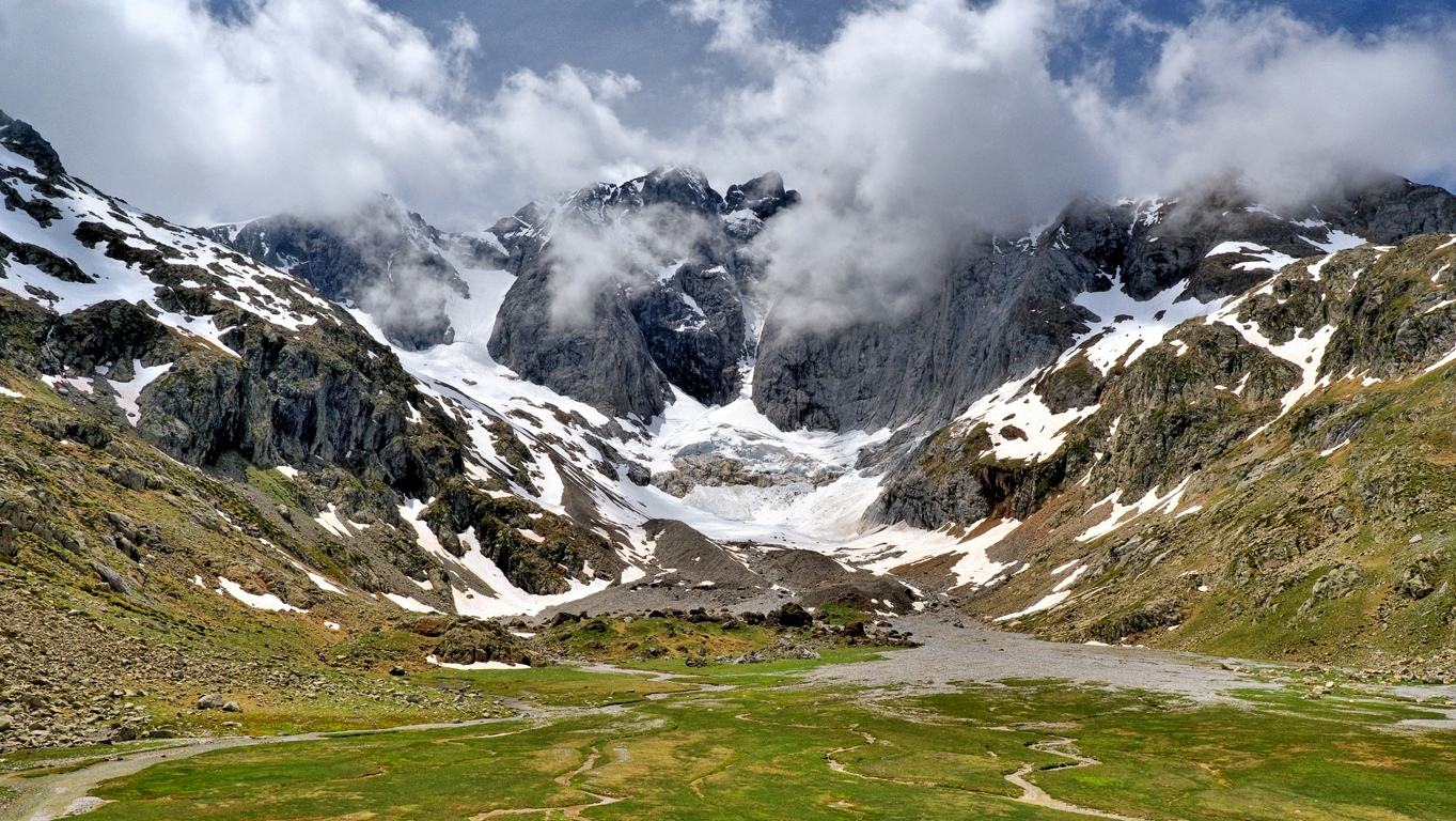 Les Ouletes de Gaube, massif du Vignemale  P1059810