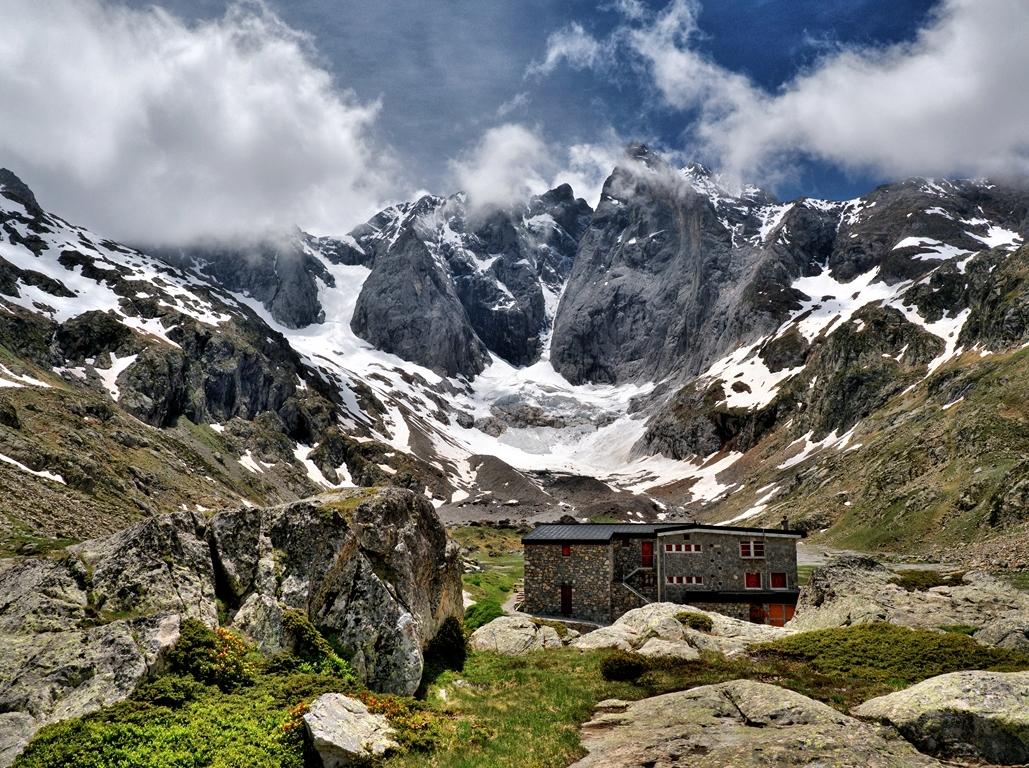 Les Ouletes de Gaube, massif du Vignemale  P1059910