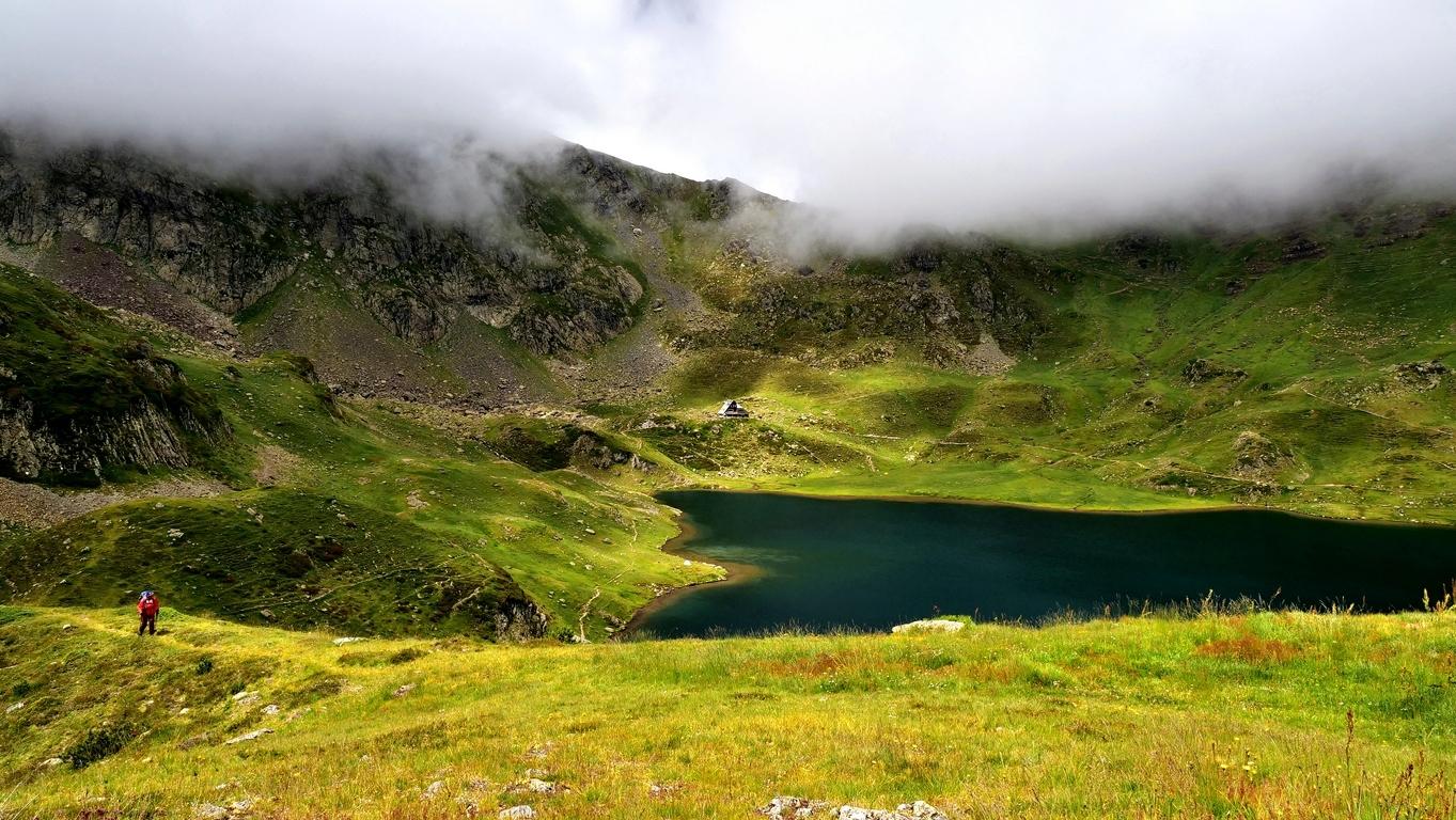 Lac Genteau, refuge d'Ayous P1060811