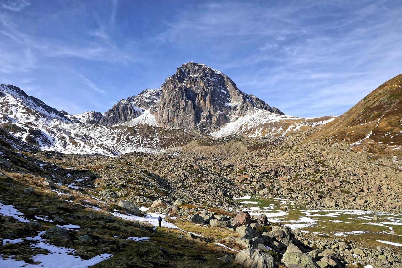 Montagne Pic du midi d'Ossau P1070610