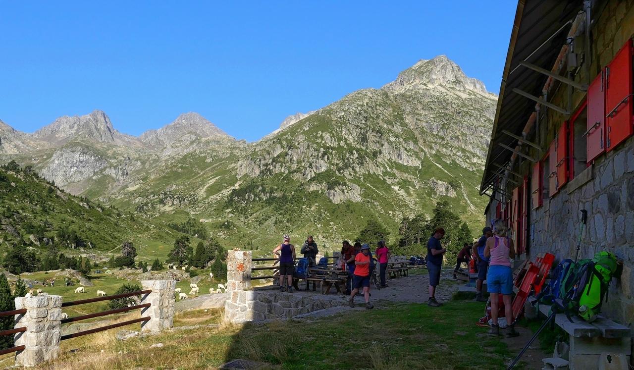 Le plateau du Marcadau, hautes Pyrénées ++ ajout de photos P1200812
