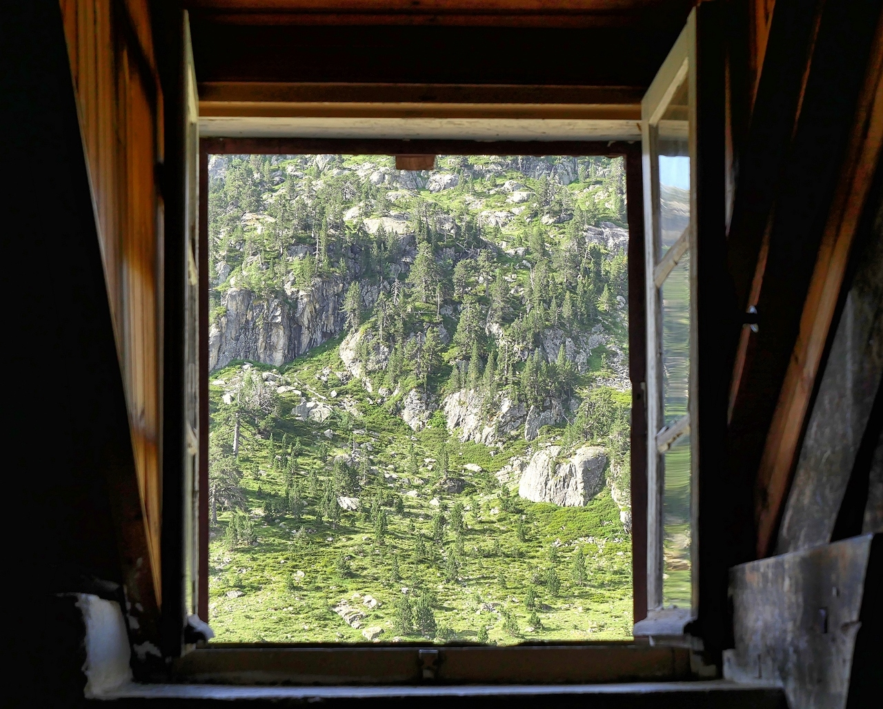 Le plateau du Marcadau, hautes Pyrénées ++ ajout de photos P1200814