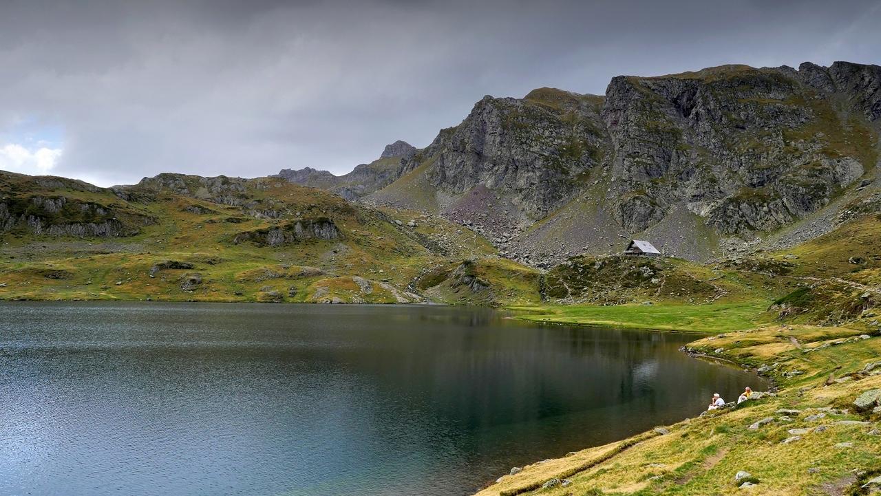 Montagne, Lac gentau et refuge d'Ayous  P1220610