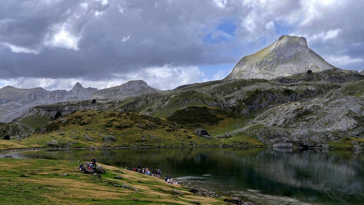 Lac du Miey.  P1220612