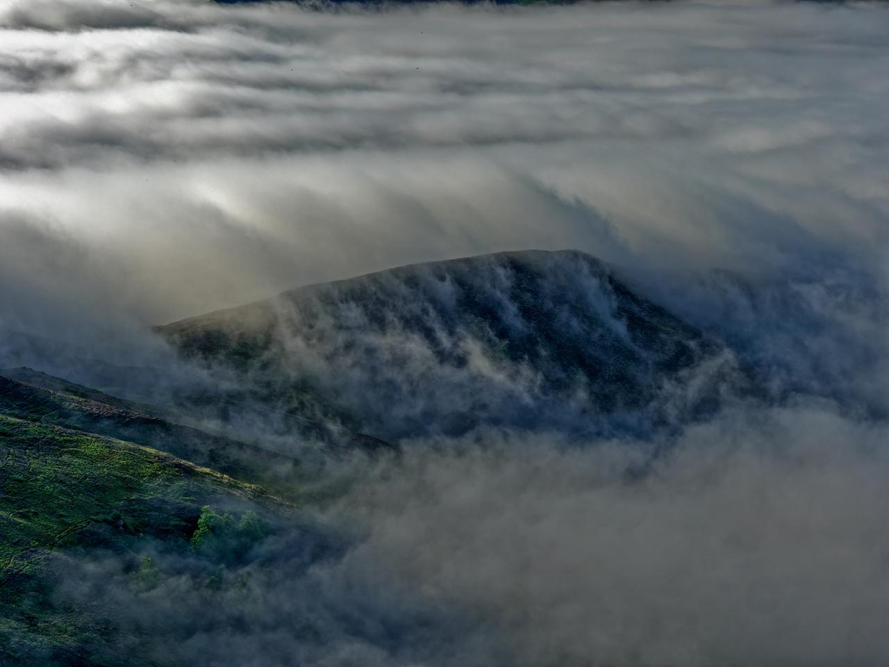 Mer de nuages en montagne P1236314