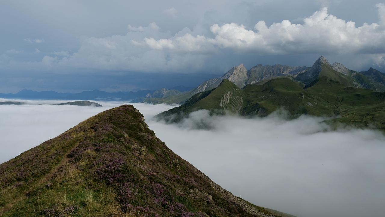 Mer de nuages en montagne P1236316