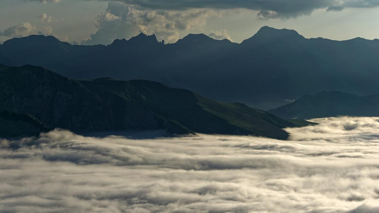 Mer de nuages en montagne P1236413