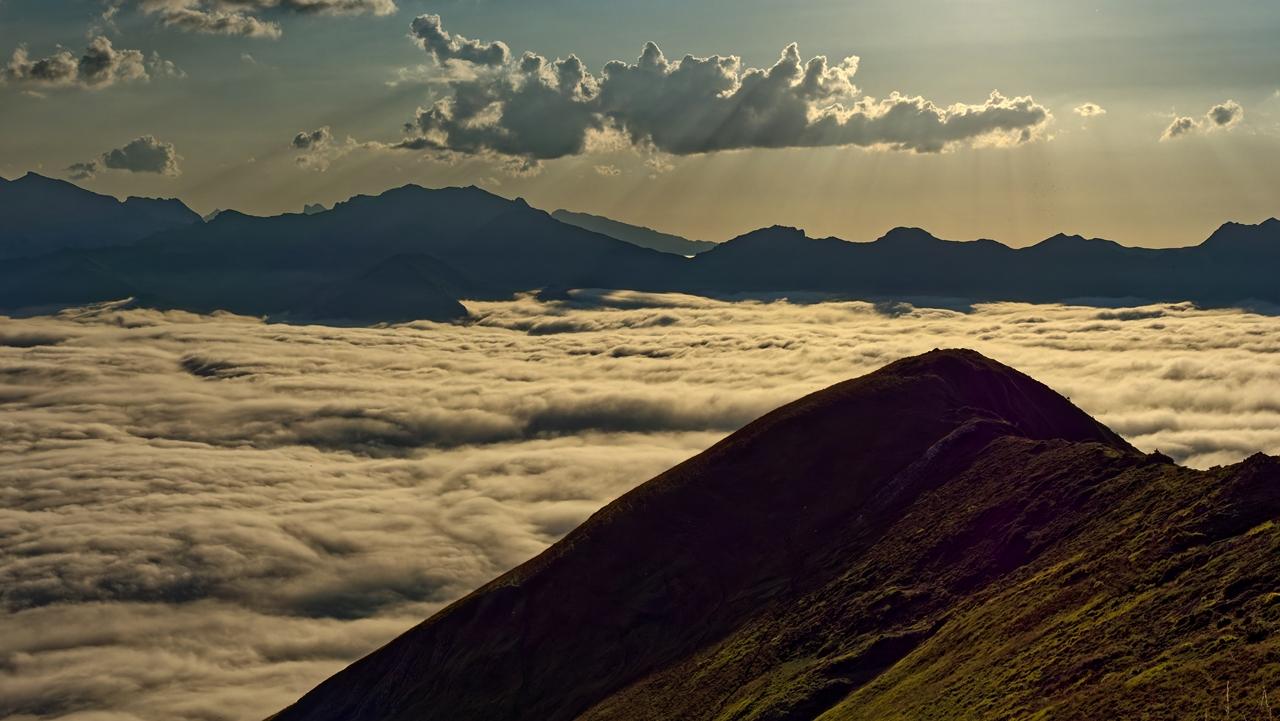Mer de nuages en montagne P1236416