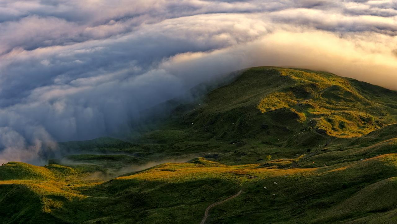 Mer de nuages en montagne P1236513