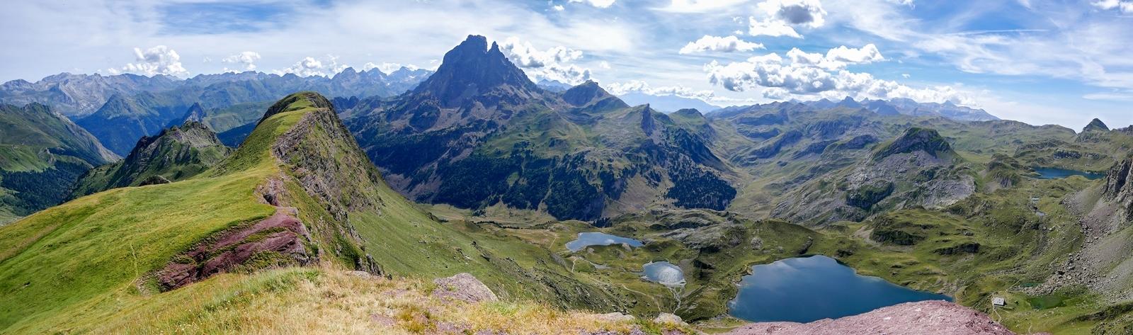Montagne. Lac Gentau  Pic_d_10