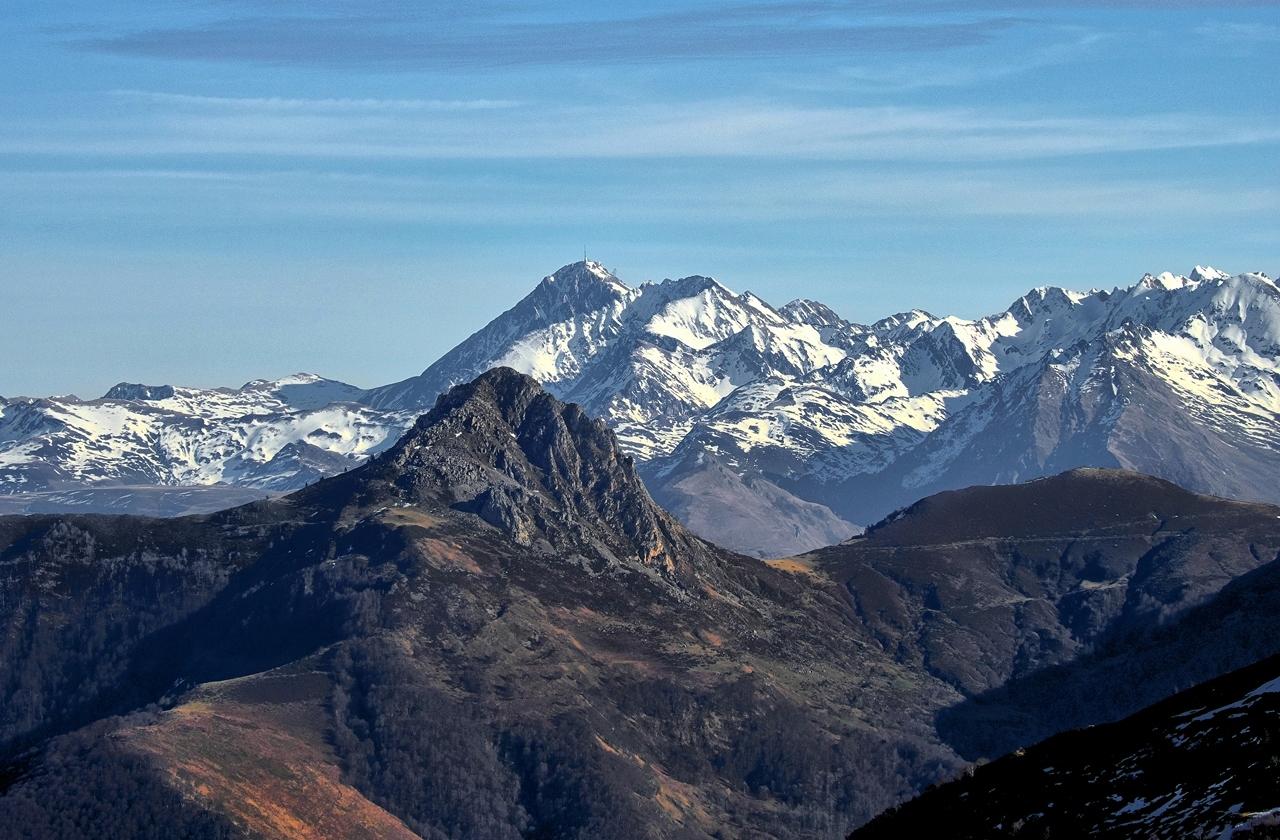 Montagne, Pic du midi de Bigorre. Pic_du10