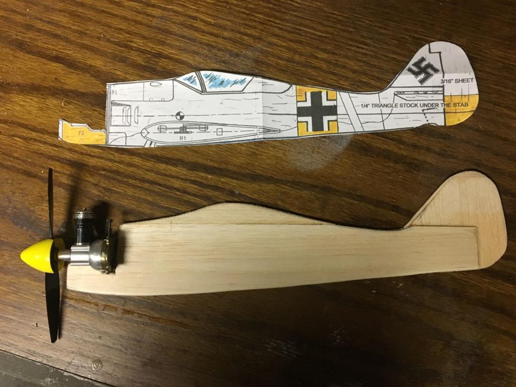 1/2A FW 190 Build 06410
