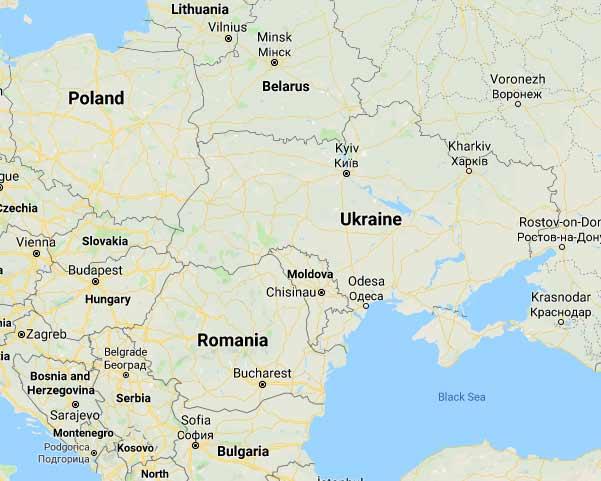 Zacznijmy nieco informować Polaków - Słowian! Ukr1010