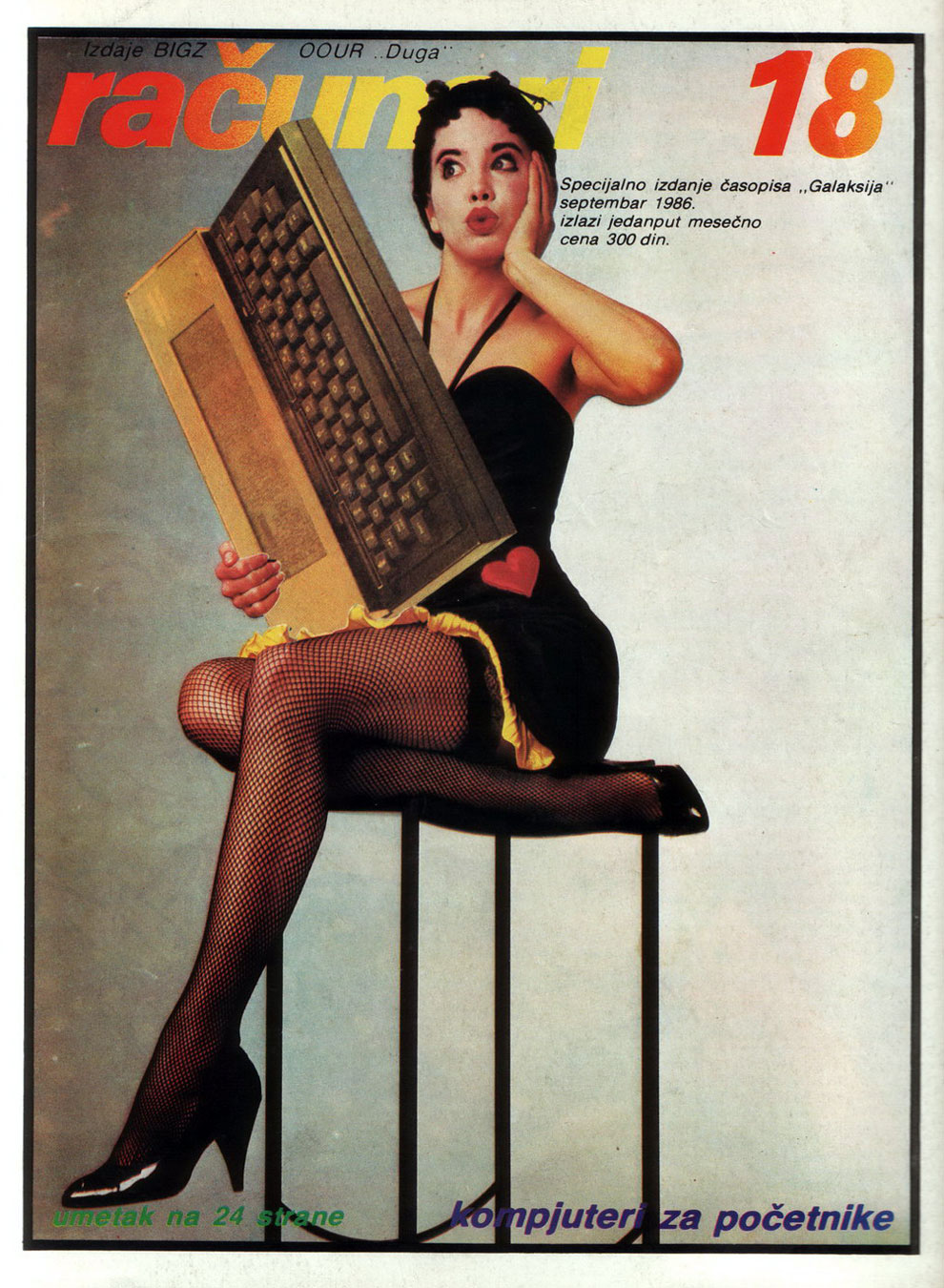 vintage-yugoslavian-computer-magazine-cover-girls-of-the-1980s-90s 3-3610