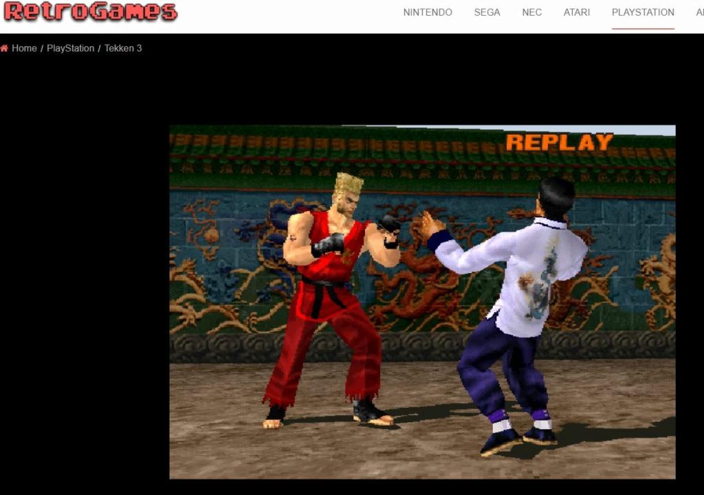 Retro Games Captur42