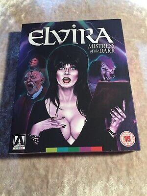 Les boites de jeux horreur et épouvante 8 / 16 bit / big box  Elvira10