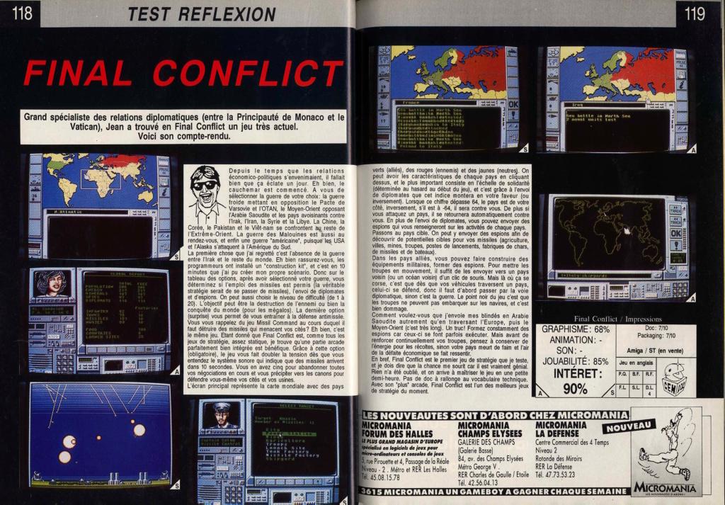 Quel jeu rétro selon vous mériterait un remake? - Page 6 Genera11