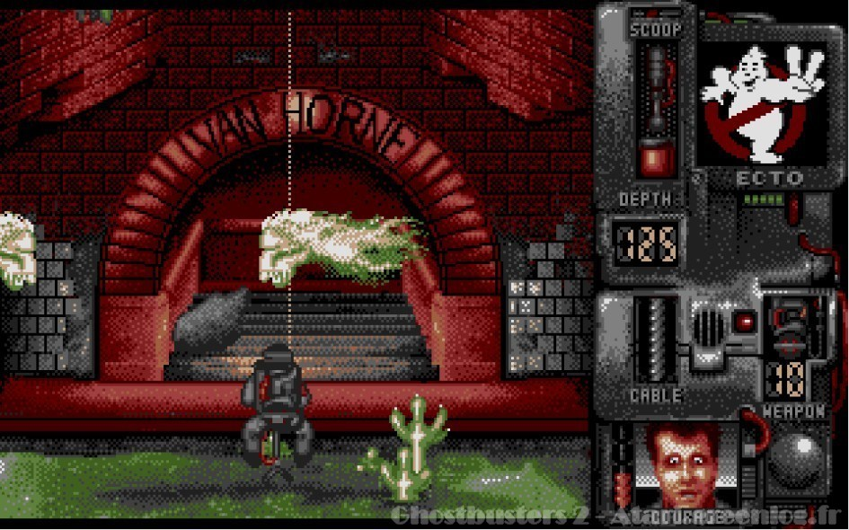 Comment catégoriser ces jeux ? Ghostb11