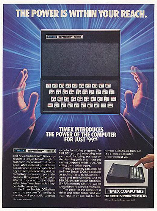 la plus belle pub retro pour un micro 8bit ? - Page 3 Sincla10