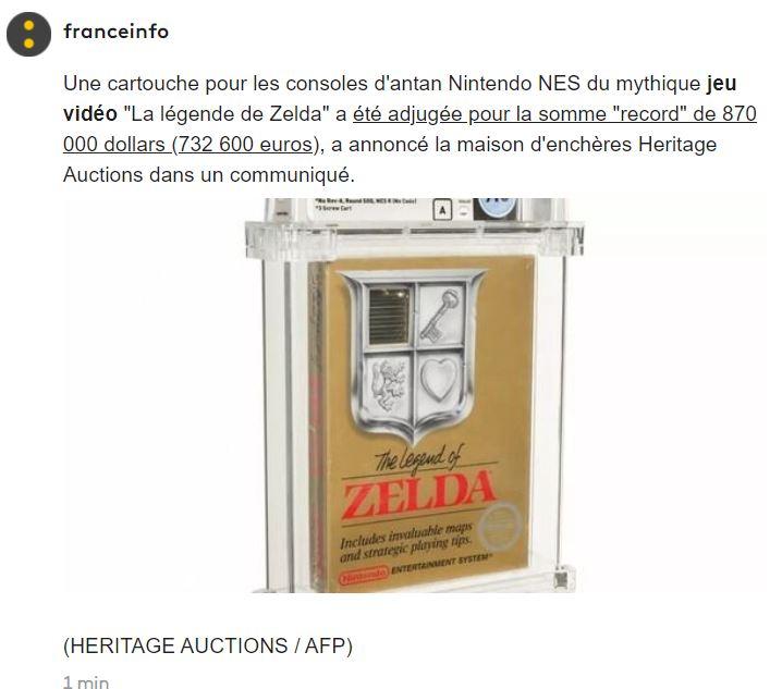[NES] En vrac - Page 12 Zelda10