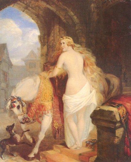 Lady Godiva par Wolfs - Terminée - Page 3 Claxto10