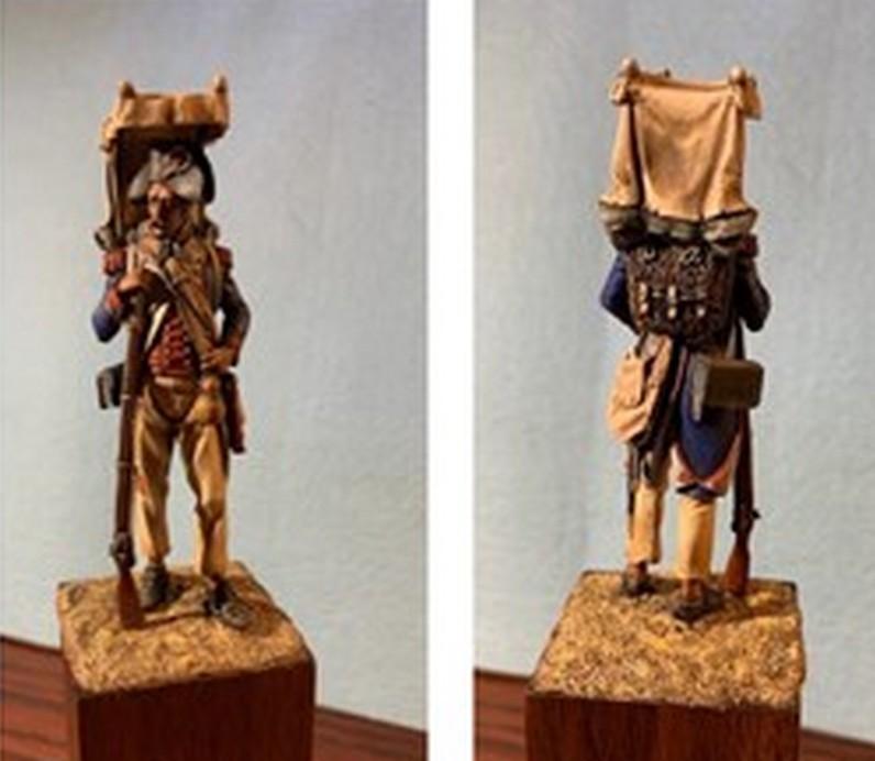 Grenadier en Égypte 1798 Egypt10