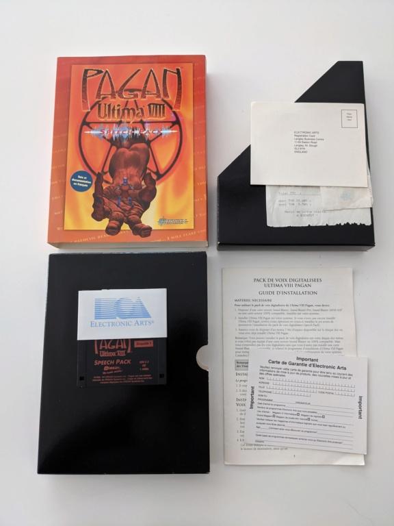 [EST] Collection Jeux PC Grosse Boite Pxl_2025