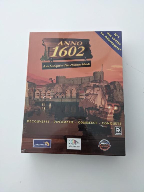 [EST] Collection Jeux PC Grosse Boite Pxl_2026