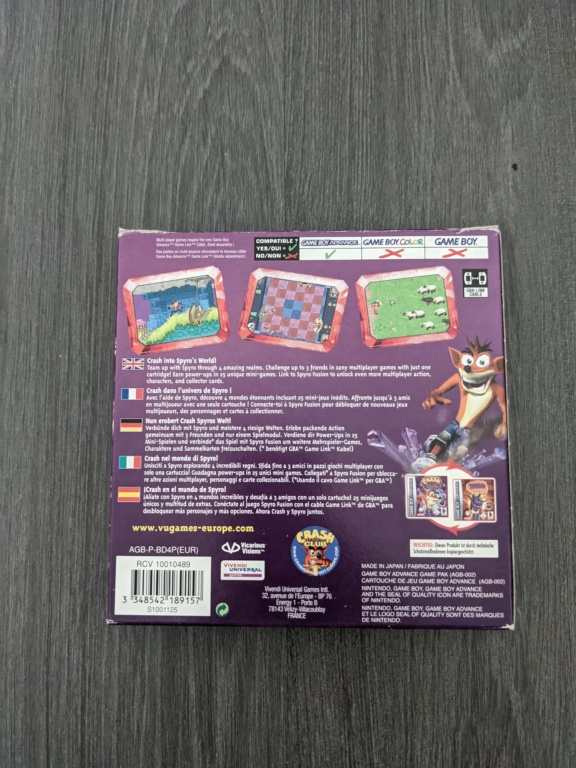[VDS] Tri Collection NES, SNES, GBA, PS1 complet - Page 3 Pxl_2062