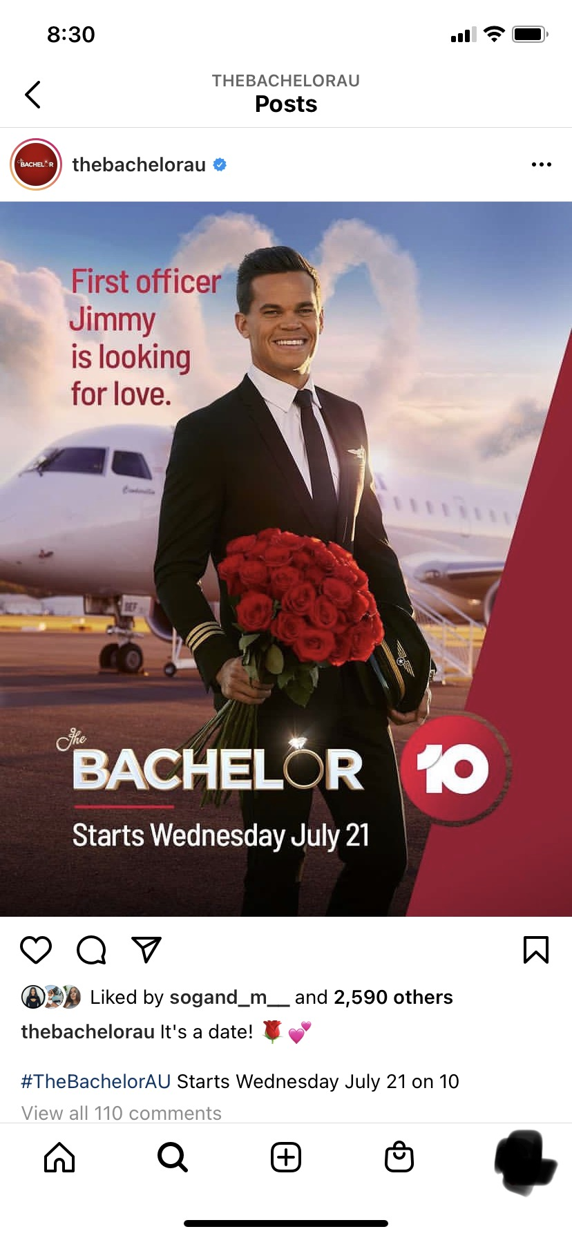 Bachelor Australia - Season 9 - Jimmy Nicholson - Media SM - *Sleuthing Spoilers*  - Page 6 3ead2010
