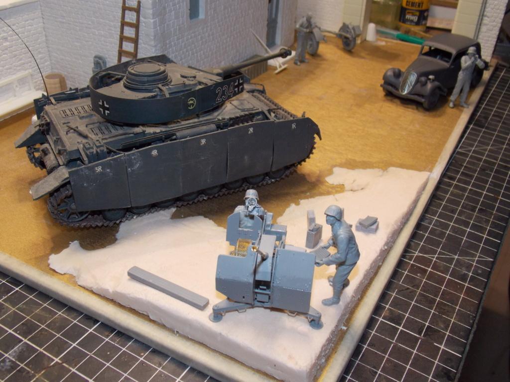 Baby Division Caen 1944 (Panther Takom/ Traction Tamiya- décor Mk35 au 1/35) - Page 6 Dscn1233