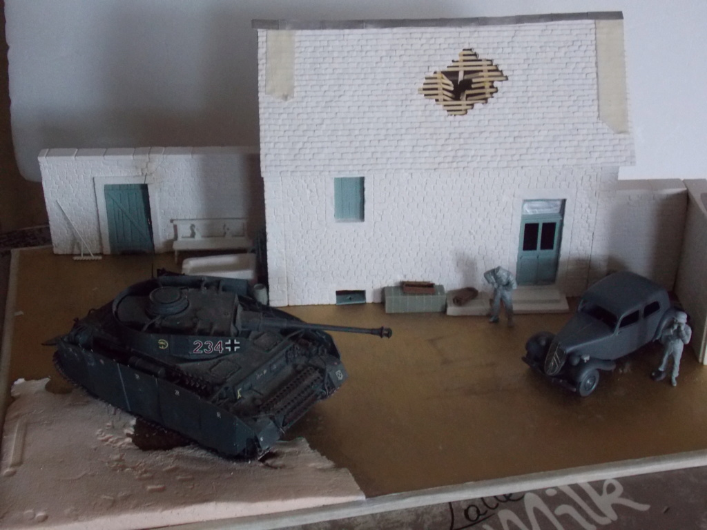 """12  SS """"BABY DIVISION"""" Panther takom sdkfz 223hobby boss  1/35 - Page 5 Dscn1239"""
