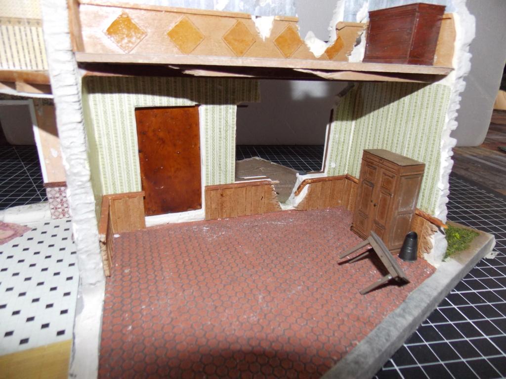 Guet-apens  Jadpanzer IV L48 / figurines DRAGON / décor perso  1/35  FINI  - Page 2 Dscn1310