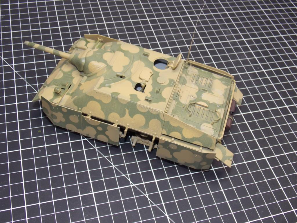 Guet-apens  Jadpanzer IV L48 / figurines DRAGON / décor perso  1/35  FINI  - Page 3 Dscn1343