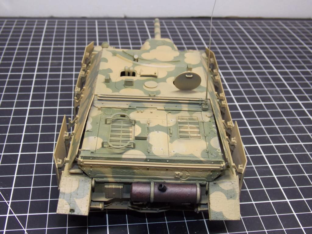 Guet-apens  Jadpanzer IV L48 / figurines DRAGON / décor perso  1/35  FINI  - Page 3 Dscn1346