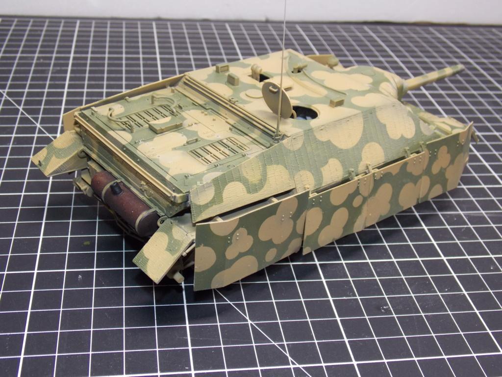 Guet-apens  Jadpanzer IV L48 / figurines DRAGON / décor perso  1/35  FINI  - Page 3 Dscn1347