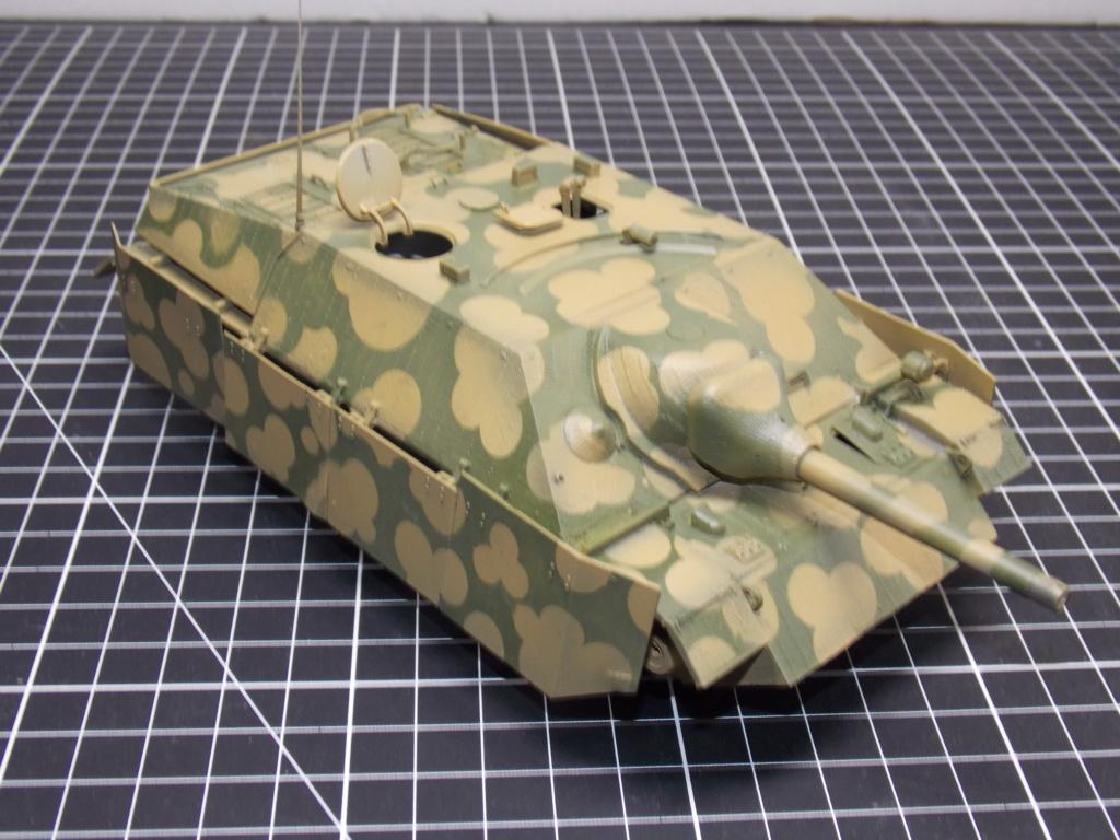 Guet-apens  Jadpanzer IV L48 / figurines DRAGON / décor perso  1/35  FINI  - Page 3 Dscn1348