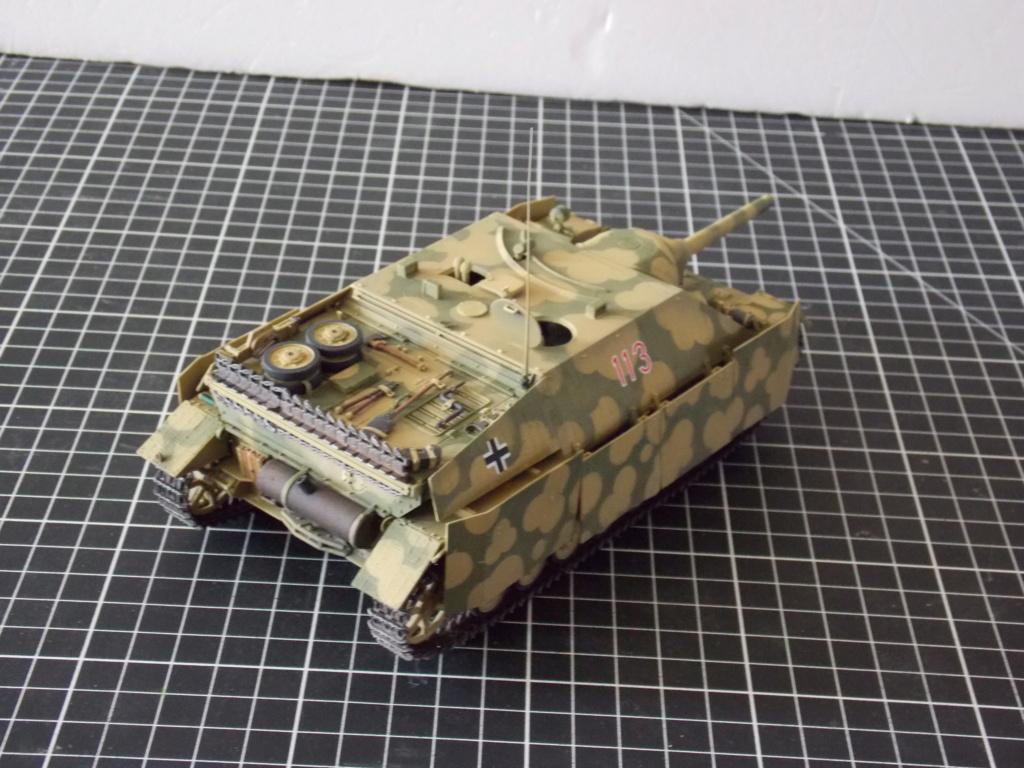 Guet-apens  Jadpanzer IV L48 / figurines DRAGON / décor perso  1/35  FINI  - Page 3 Dscn1376