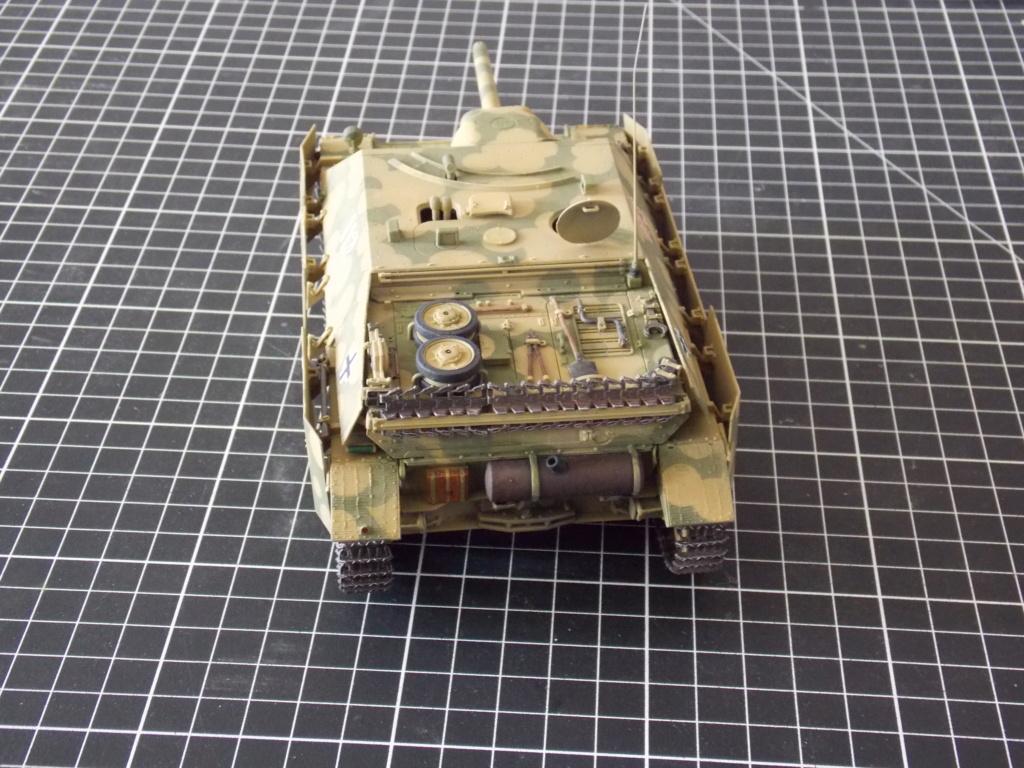 Guet-apens  Jadpanzer IV L48 / figurines DRAGON / décor perso  1/35  FINI  - Page 3 Dscn1377