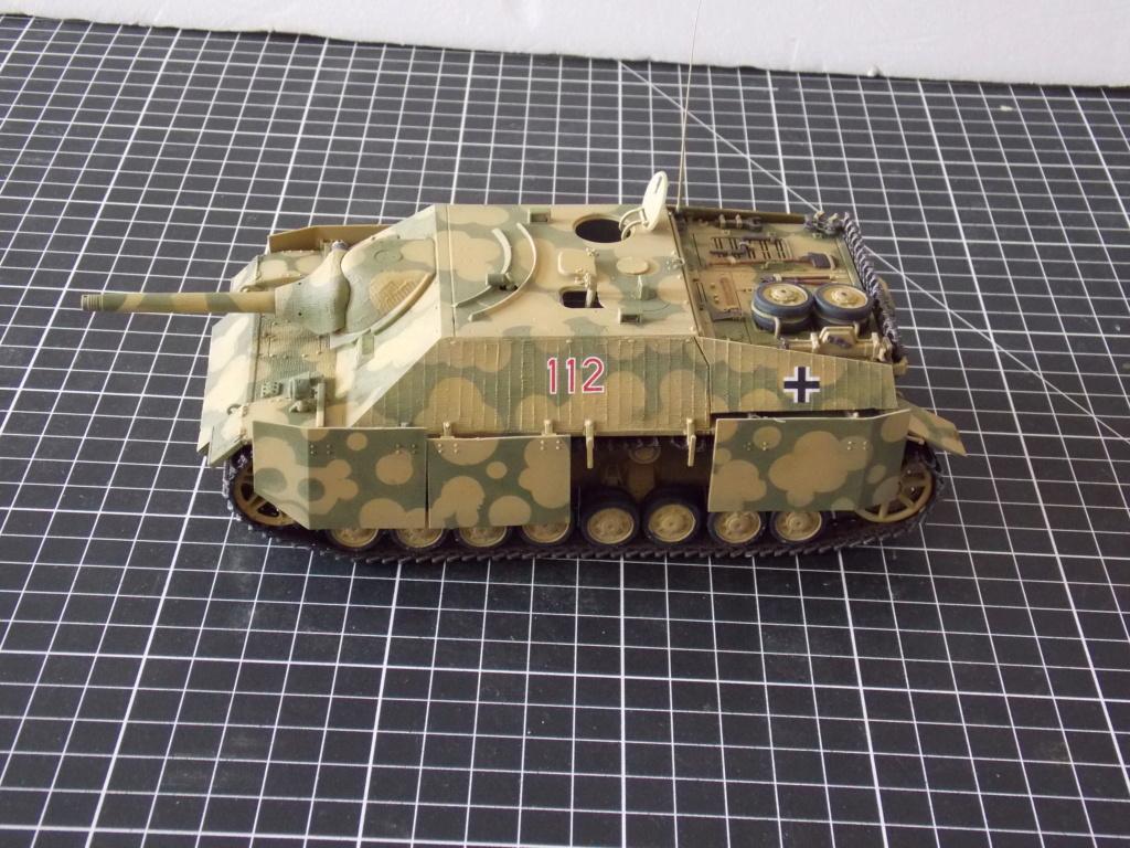 Guet-apens  Jadpanzer IV L48 / figurines DRAGON / décor perso  1/35  FINI  - Page 3 Dscn1380