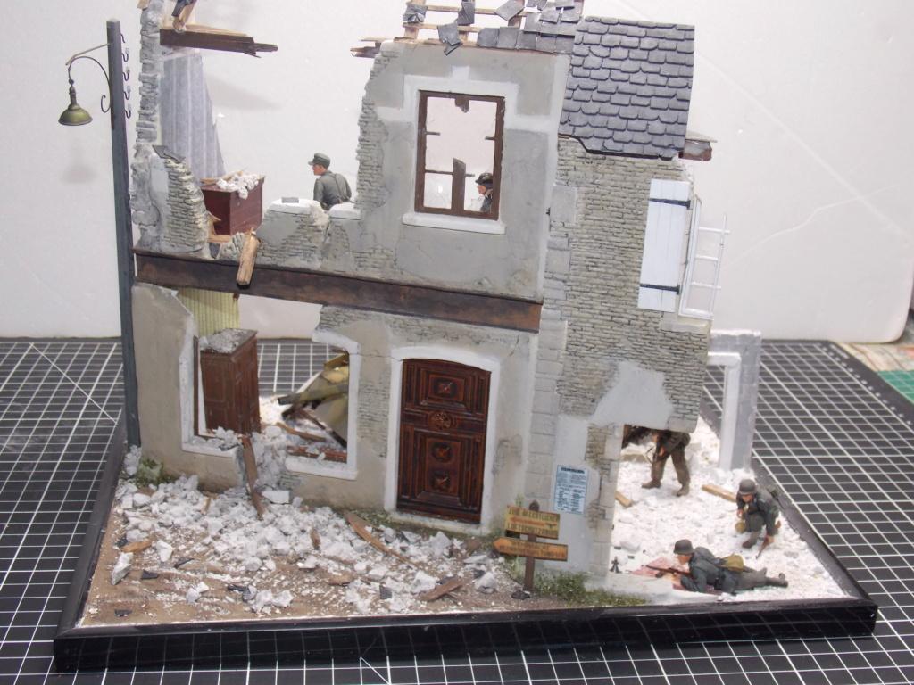 Guet-apens  Jadpanzer IV L48 / figurines DRAGON / décor perso  1/35  FINI  - Page 6 Dscn1557