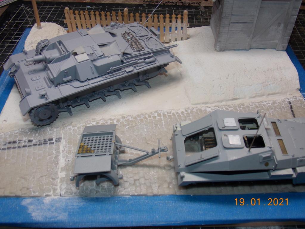 Quelque part sur le front de l'Est Juin 41 - Stug III Ausf.B (Tamiya ) et Sd.Kfz.252 (Dragon ) 1/35 - Page 3 Dscn1808