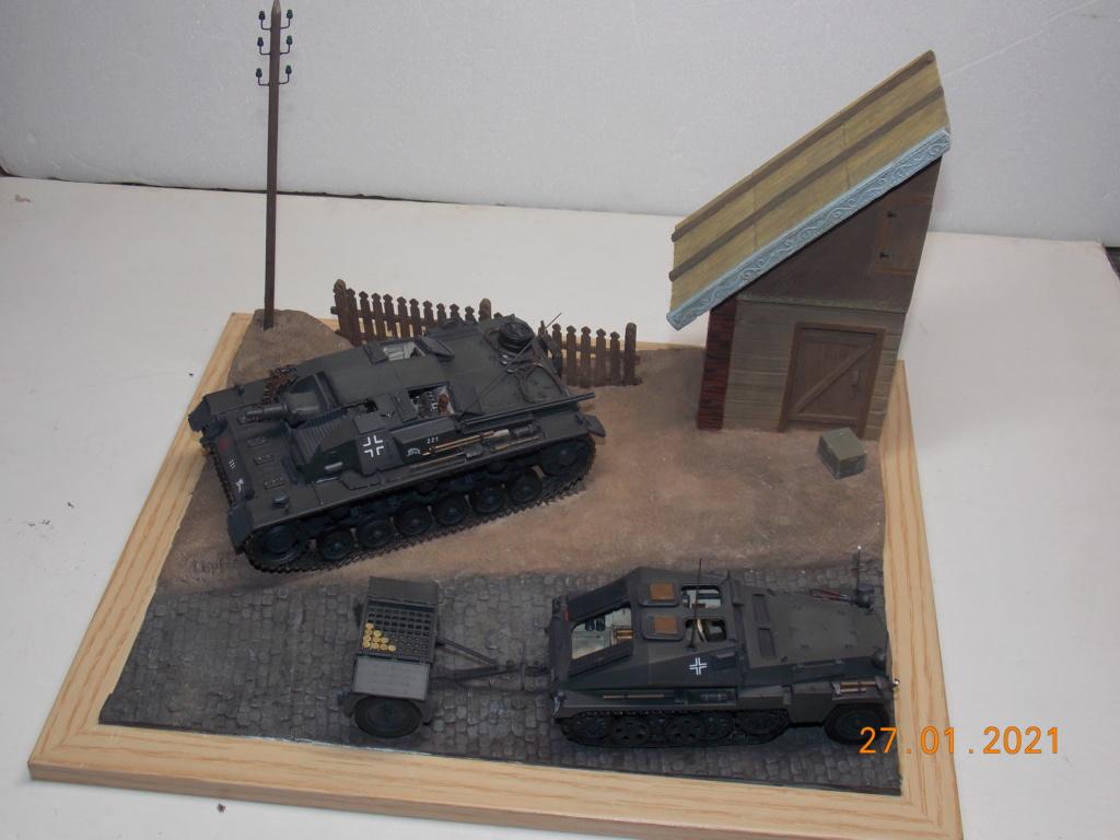 Quelque part sur le front de l'Est Juin 41 - Stug III Ausf.B (Tamiya ) et Sd.Kfz.252 (Dragon ) 1/35 - Page 6 Dscn1901