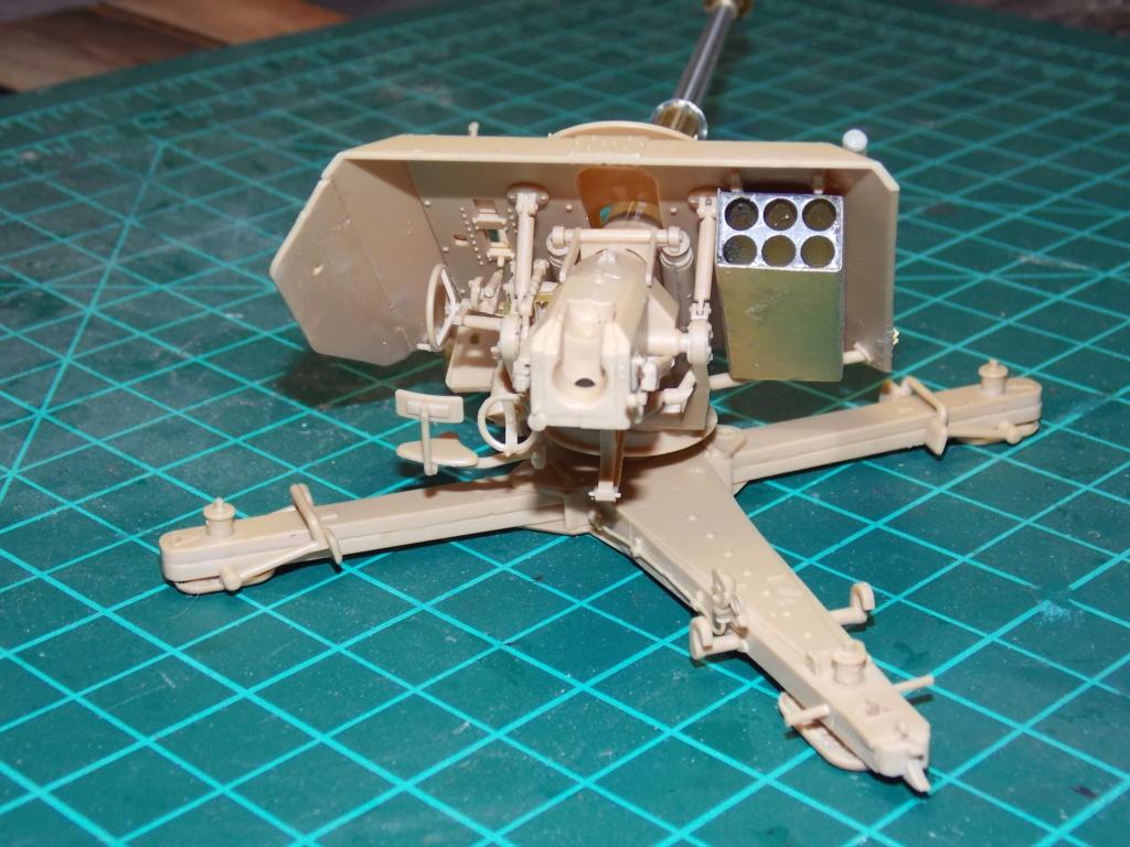 Mi roue mi chenille Pak 43 et semi chenillé lourd 1/35 TRUMPETER  Dscn6122