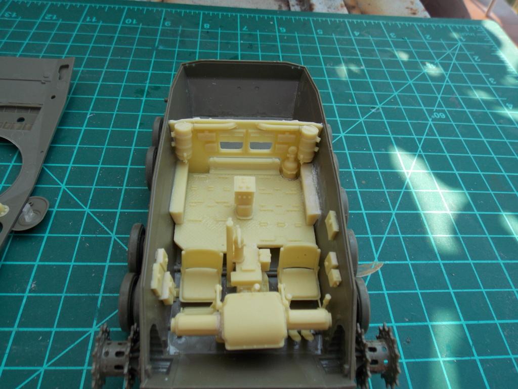 M24 Chaffee Italeri 1:35 Dscn6665