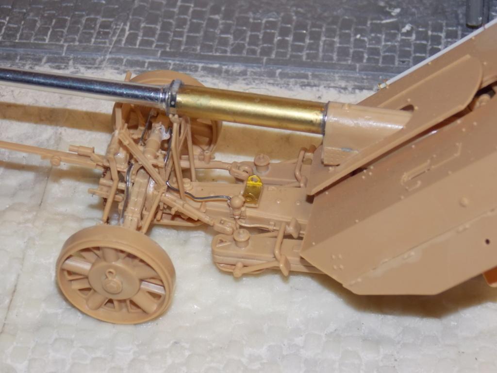 PAK 43 tracté par un Sd.Kfz.8 DB10 Trumpeter et décor MINIART + perso  1/35 - Page 2 Dscn6889