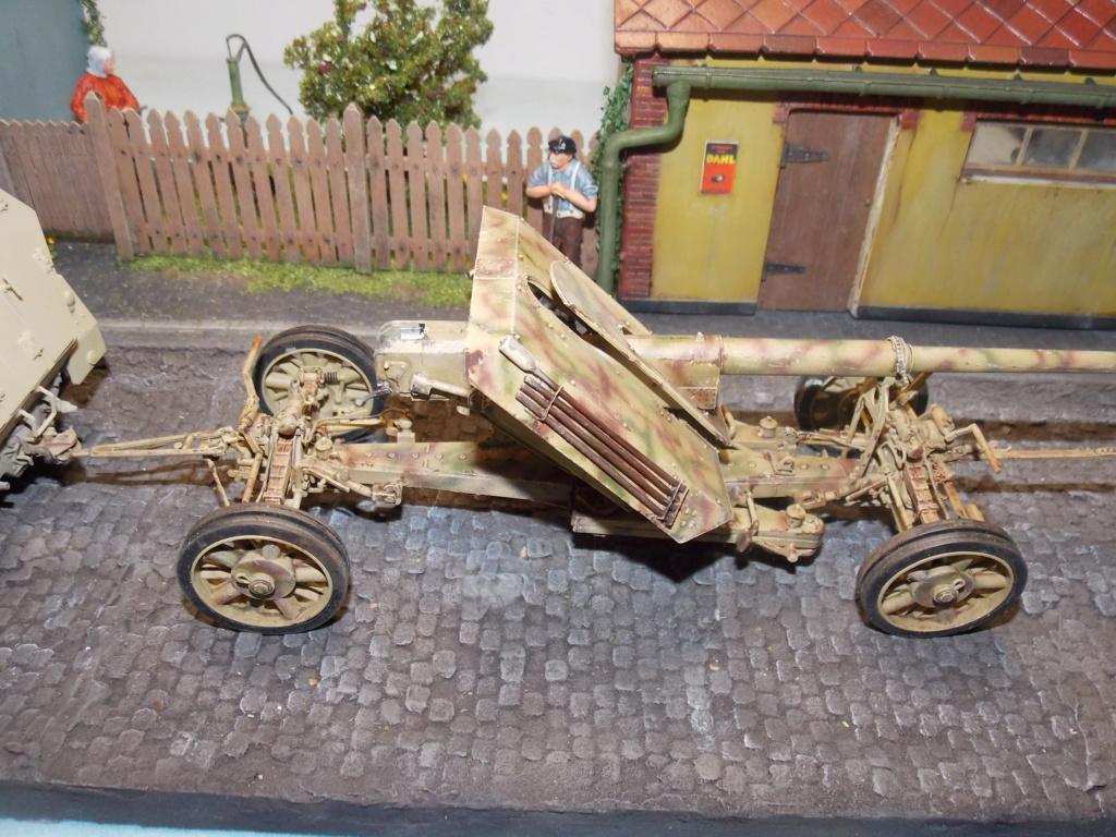 Mi roue mi chenille Pak 43 et semi chenillé lourd 1/35 TRUMPETER  Dscn7041