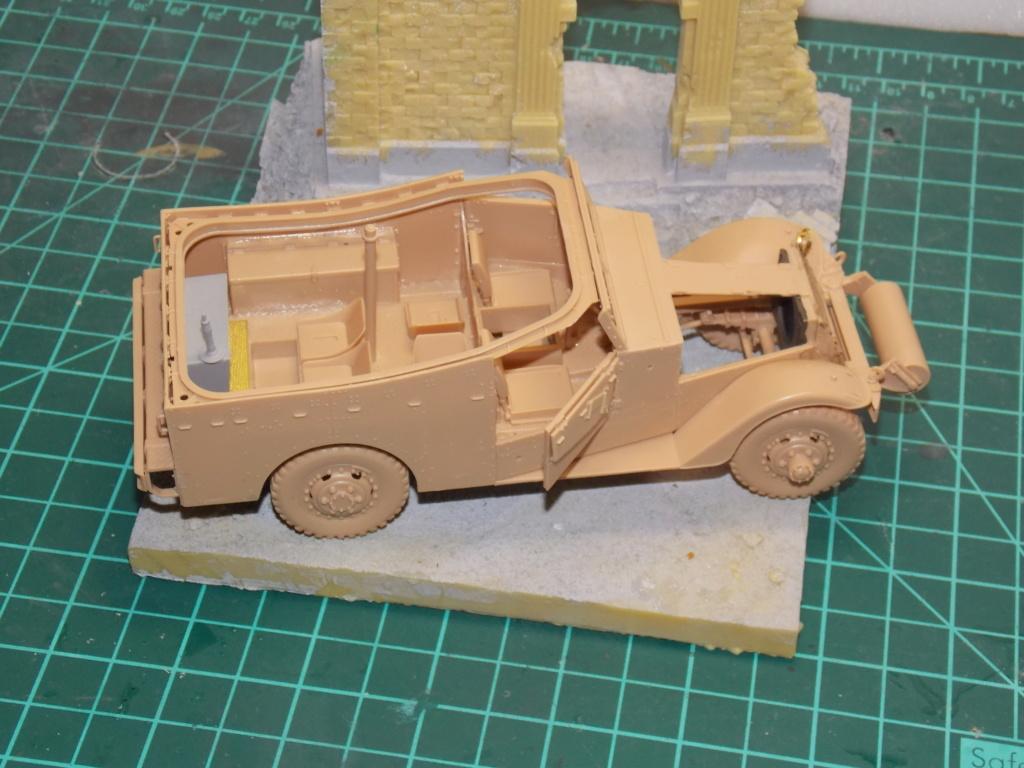 Deuxième DB à l'honneur - White Scout Car - Hobby Boss - 1/35 Dscn7234