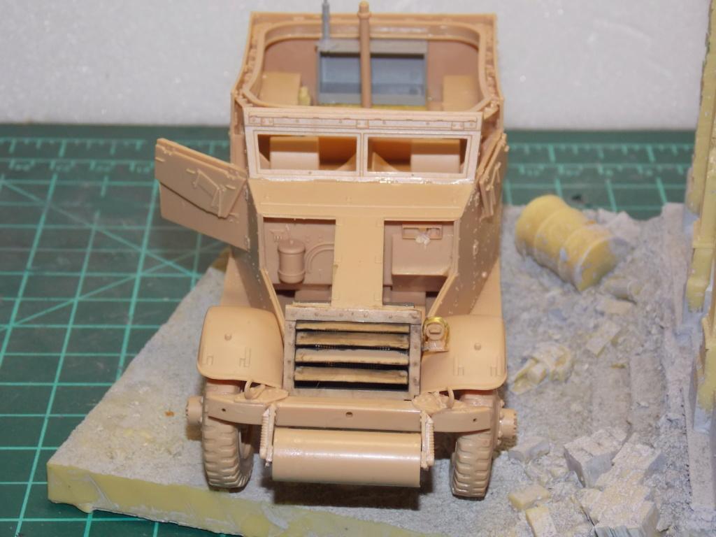 Deuxième DB à l'honneur - White Scout Car - Hobby Boss - 1/35 Dscn7236